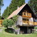 Центральная Чехия, озеро Слапы, дача