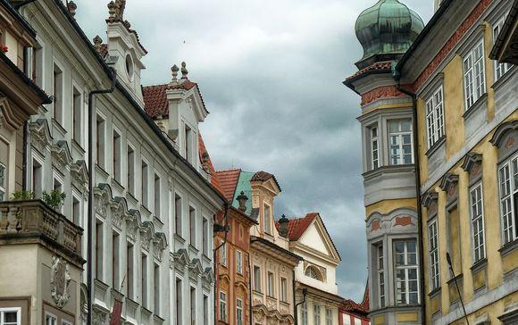Недвижимость в Праге чаще всего покупают русскоязычные иностранцы
